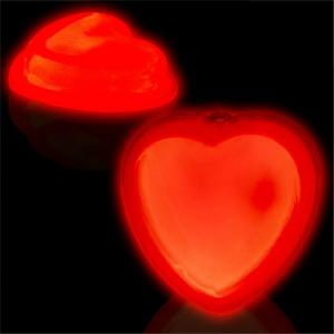 Glow hearts
