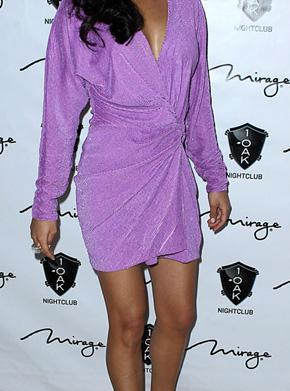 Friday's Fashion Obsessions: Naya Rivera and