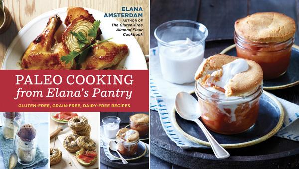 Elana Amsterdam's apple tartlets