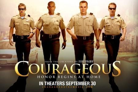 Courageous takes on fatherhood and religion