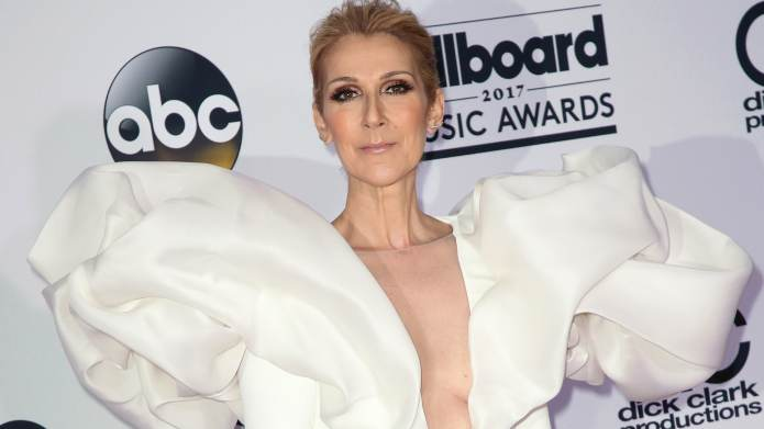 Céline Dion Bares It All for