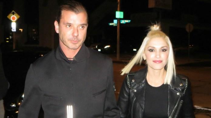Gwen Stefani and Gavin Rossdale agree