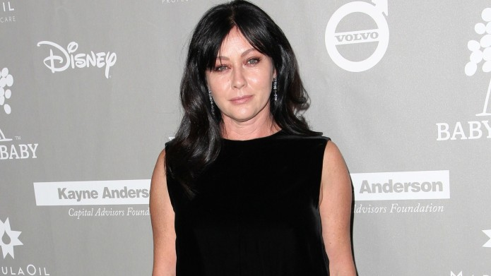 Shannen Doherty's husband thinks her management