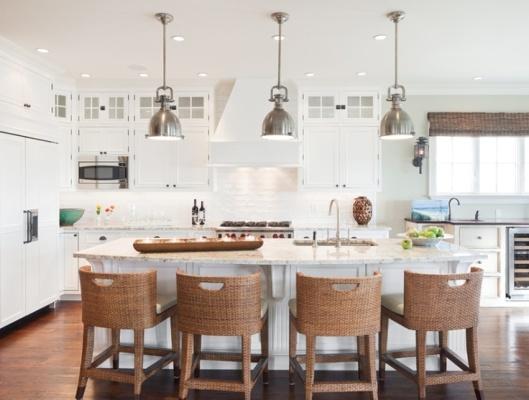 Top 10 Dream Kitchens On Pinterest Sheknows