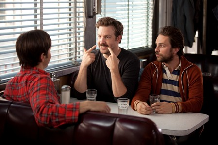 Going the Distance stars Charlie Day and Jason Sudeikis