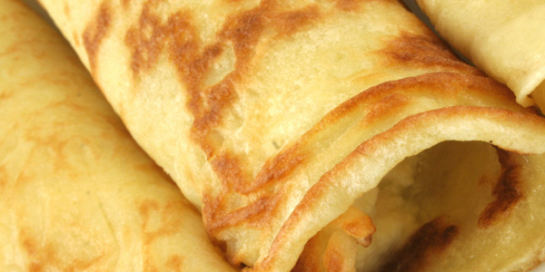 Gloden Brown Crepes