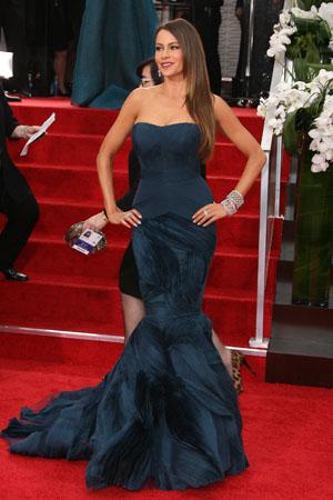 Golden Globes Best Dressed Sofia Vergara