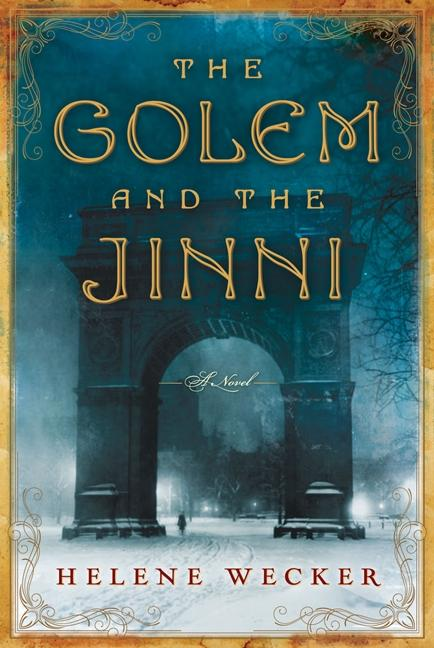 Golem and the Jinni cover
