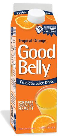 Good Belly Orange Juice