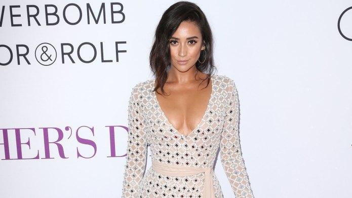 Shay Mitchell lands a temporary hosting