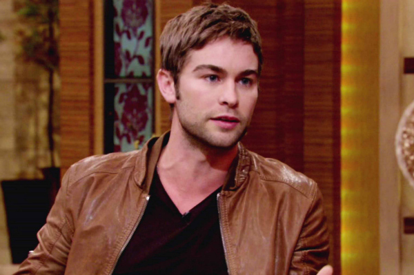 Gossip Girl Actor Chace Crawford