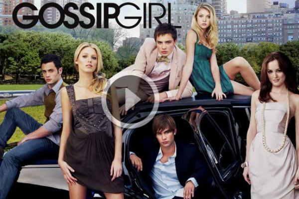 Gossip Girl on Netflix
