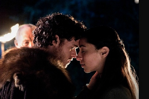 Game of Thrones Robb Stark and Talisa