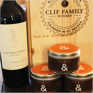 Clif Family Winery Chocolate and Cabernet