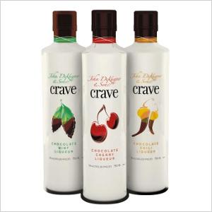 John DeKuyper & Sons Crave Chocolate Liqueurs