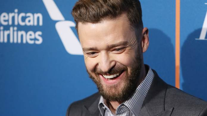 Justin Timberlake Sweats Off Thanksgiving With