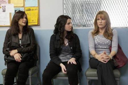 Switched at Birth's moms and daughters
