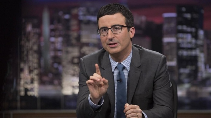John Oliver reveals shady NCAA practices