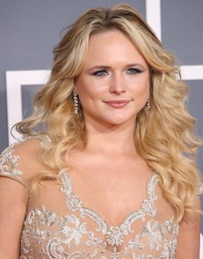 Miranda Lambert Grammy 2012 hairstyle