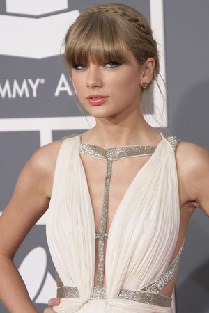 Taylor Swift Grammys makeup