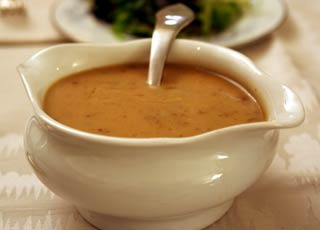 cornstarch gravy