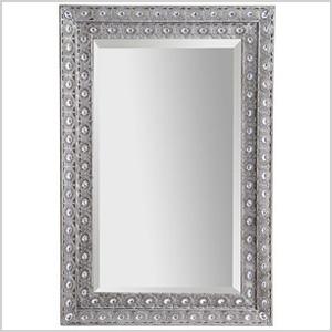 Luminous metal mirror
