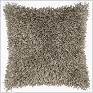 Gray Rizzy pillow