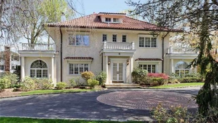 F. Scott Fitzgerald's home is for