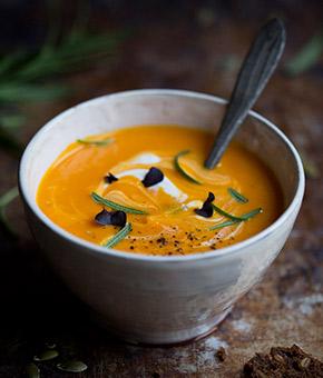 green kitchen stories roasted butternut soup