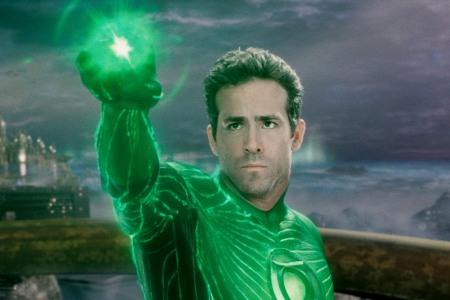 Green Lantern stars Ryan Reynolds