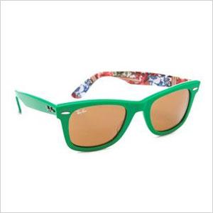 Green Ray Ban shades