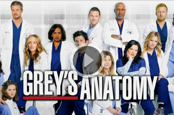 Grey's Anatomy on Netflix
