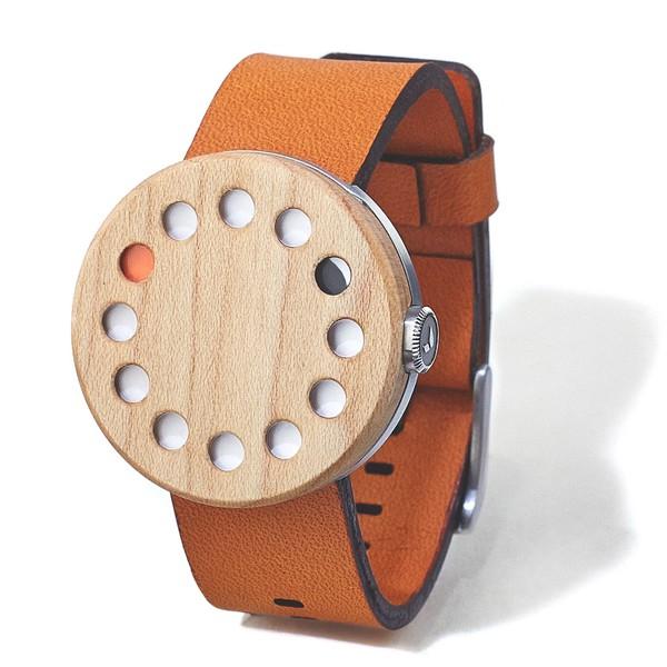 Grovemade wooden watch