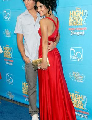 Zac Efron and Vanessa Hudgens: Going