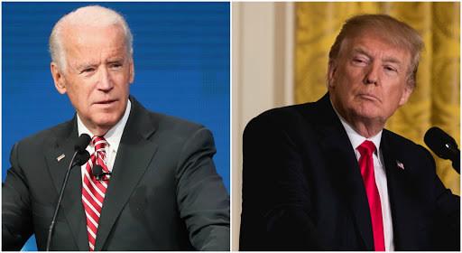 Donald Trump & Joe Biden Are