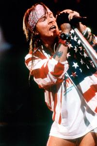Guns N'Roses frontman Axel Rose