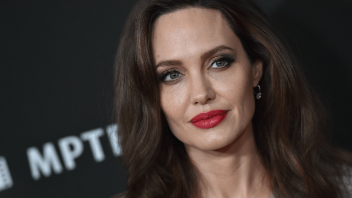 Angelina Jolie Says Sexual Violence Is