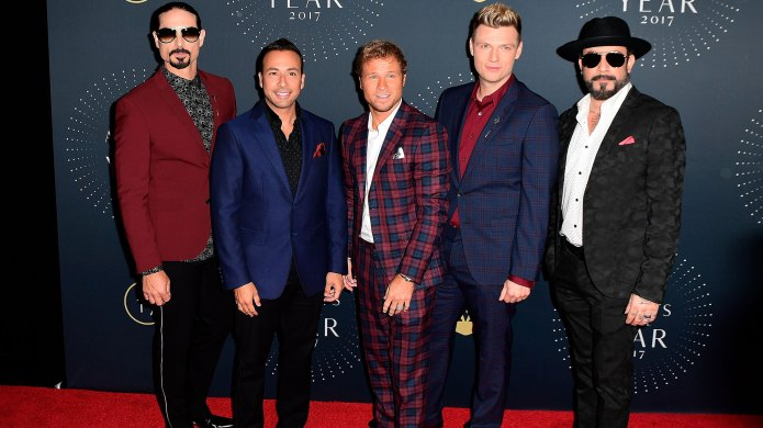 The Backstreet Boys Are Back —
