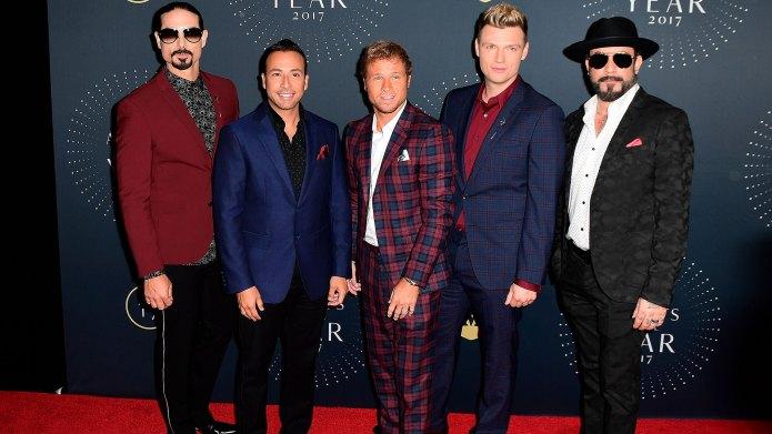 The Backstreet Boys Are Back —