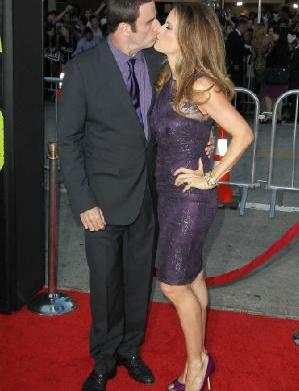 Can John Travolta's blatant PDA with