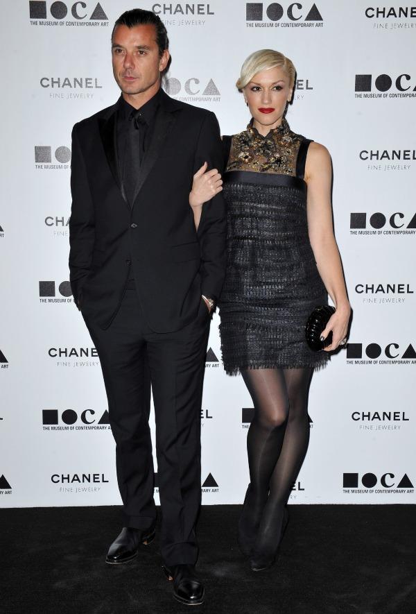 Gwen Stefani in Chanel