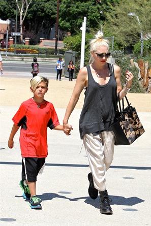 Gwen Stefani pregnant again