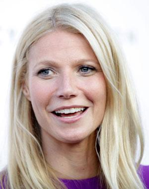 Gwyneth Paltrow closeup