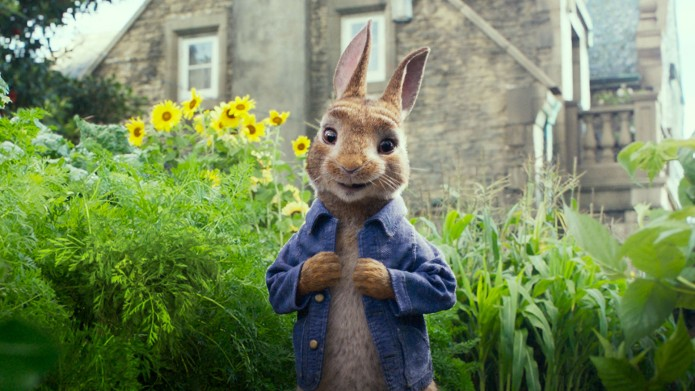 Peter Rabbit Hops Into Controversy by