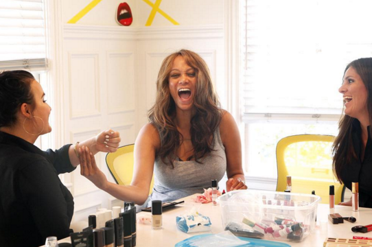 Tyra Banks' baby name is right