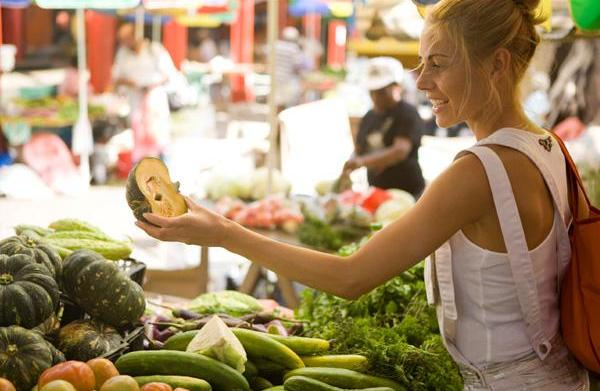 Benefits of eating locally grown food