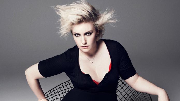 Lena Dunham is a super-hot punk
