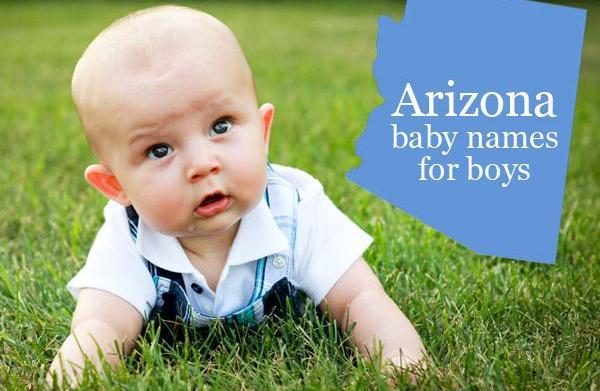 Arizona: Top 100 baby names for