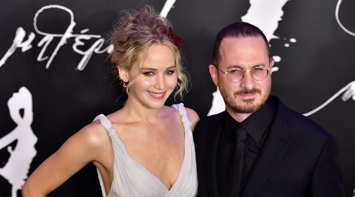 Jennifer Lawrence & Darren Aronofsky Could