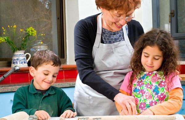 10 Healthy habits for your grandchildren